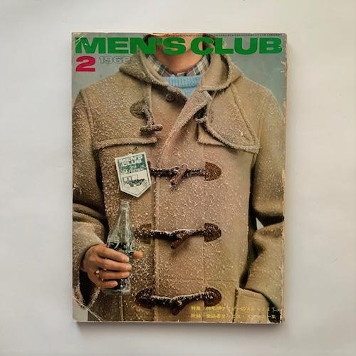 MEN'S CLUB メンズクラブ 74号 / 婦人画報社