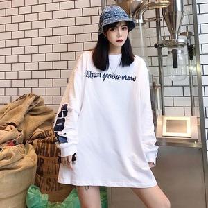 【トップス】プリントファッションbf韓国系ファッションTシャツ42911722