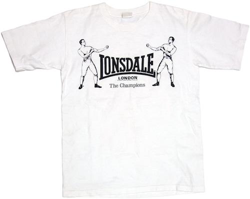 80年代 ロンズデール Tシャツ   LONSDALE ヴィンテージ 古着
