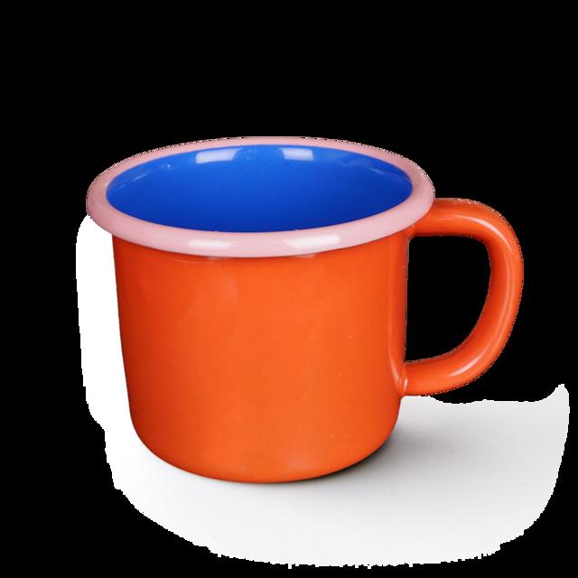 BORNN / COLORAMA - Large Mug - Red