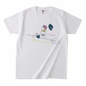 【雑誌掲載】猫のエレンちゃんTシャツ