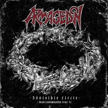 """ARMAGEDON """"Invisible Circle / Dead Condemnation"""" (輸入盤)"""