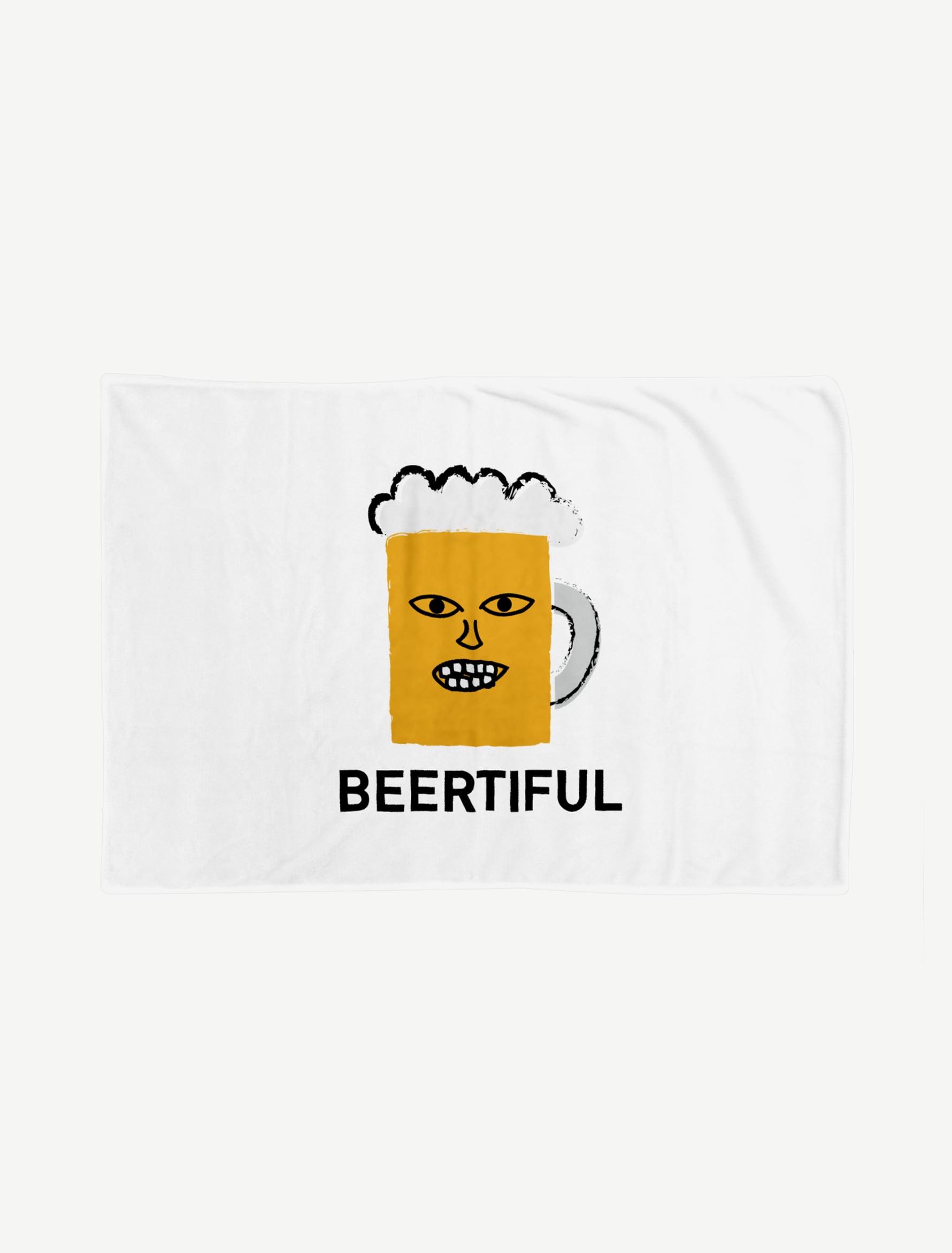 【BEERMAN】ブランケット