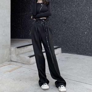 【ボトムス】ファッション無地カジュアル韓国系バンツ42896337
