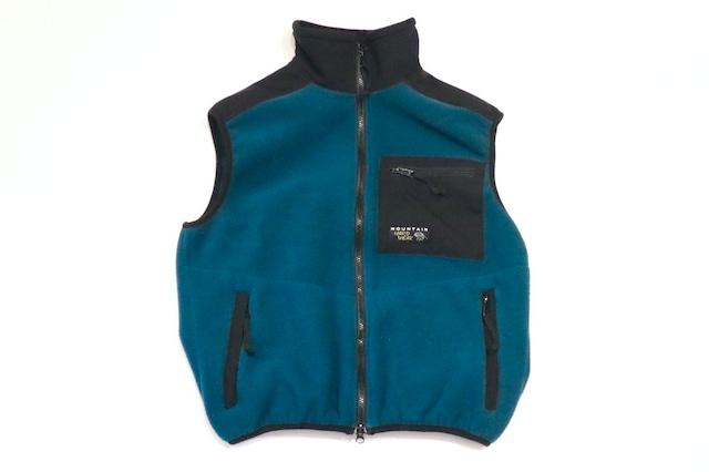 USED Mountain Hardwear  fleece Vest -Medium 01197