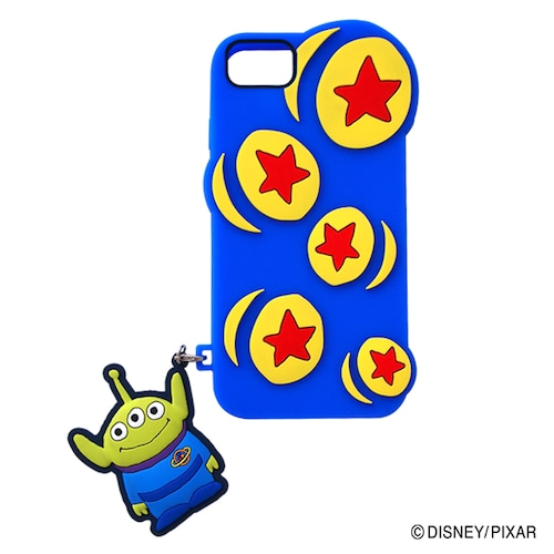 DISNEY/PIXAR Pixar SILICONE iPhone CASE/YY-D038 PB