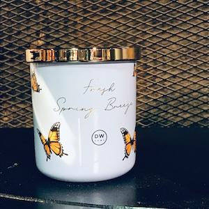 【DW Home Candles】FRESH SPRING BREEZE【アロマキャンドル】