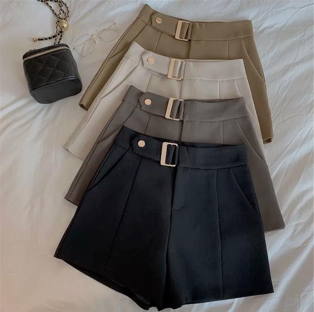 lady beauty line pants 4color