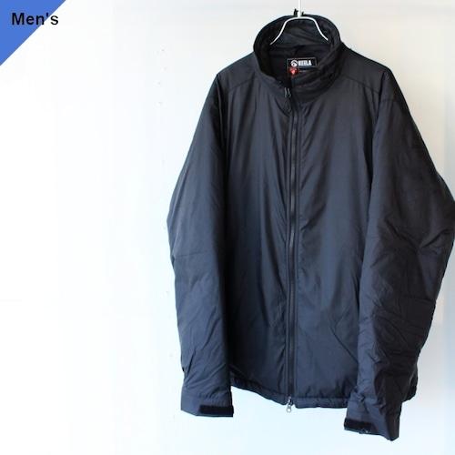 【21年秋冬】KEELA キーラ BELAY PRO JACKET プリマロフトジャケット BLACK