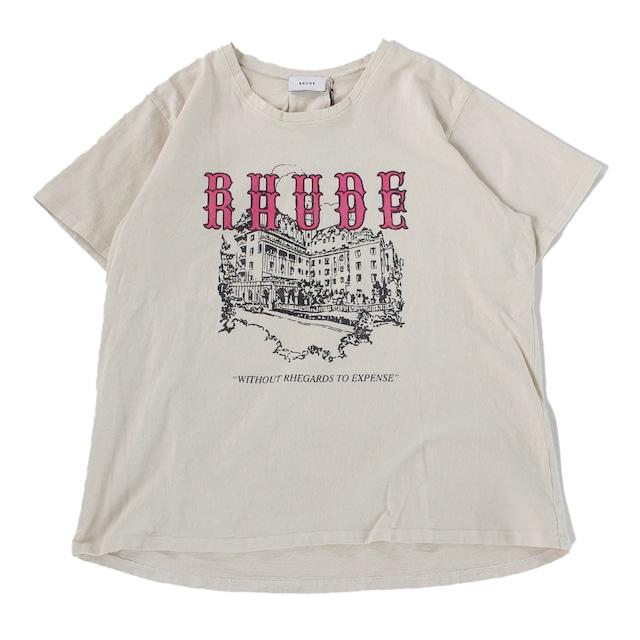 RHUDE Print Tee