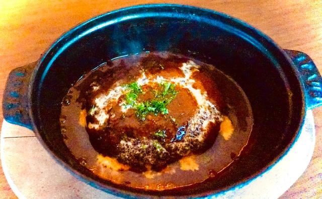 鹿肉の煮込みハンバーグ300g