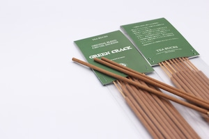 TEA BUCKS オリジナル お香 (GREEN CRACK)
