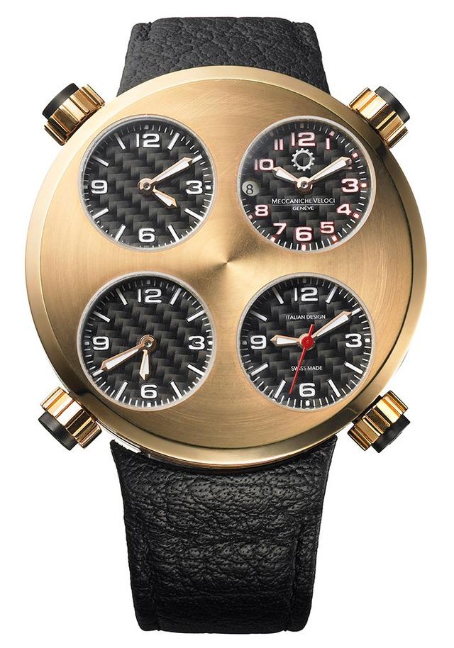 【MECCANICHE VELOCI メカニケ・ヴェローチ】ICON 10TH PODIUM アイコン ポディウム 世界限定88本/国内正規品 腕時計