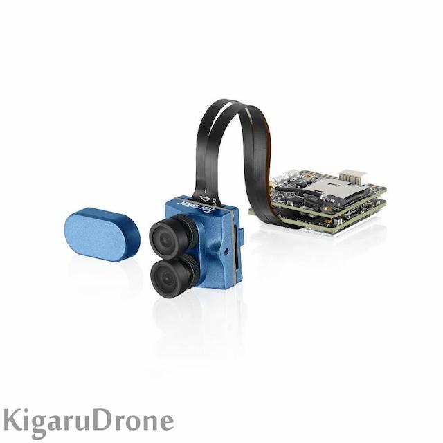 Caddx Tarsier 4K 30fps 1200TVL Dual Lens Mini FPV Camera 4K録画カメラ