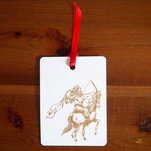 星座カード Sagittarius