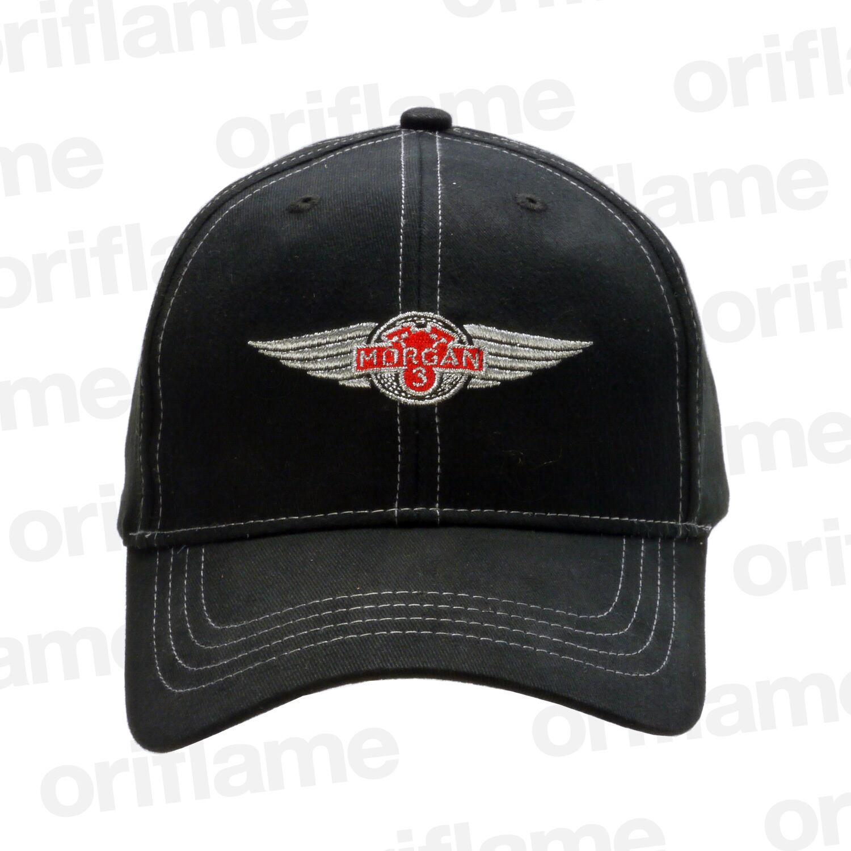 ベースボール キャップ・モーガン・3-Wheeler・ブラック