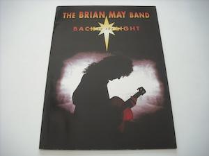 【パンフレット】BRIAN MAY BAND (QUEEN) / BACK TO THE LIGHT TOUR