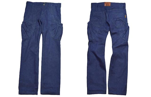 Easy Work (9pocket Denim Pants)