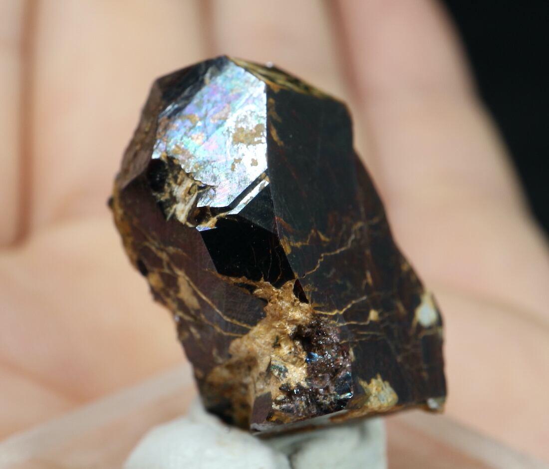 カリフォルニア産 ルチル 金紅石 原石 10,3g RUT002 鉱物 標本 原石 天然石