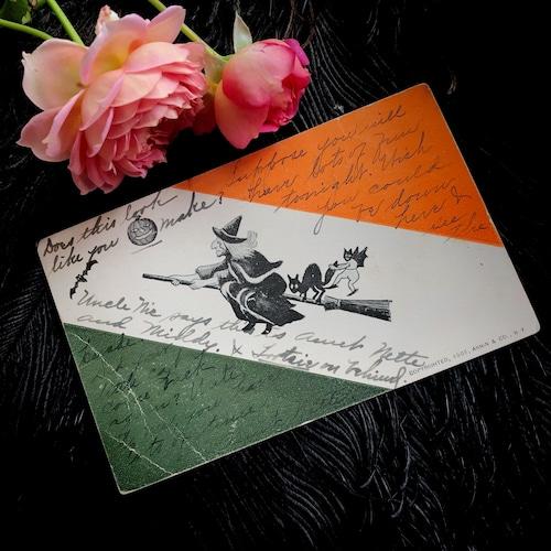 魔女のポストカード