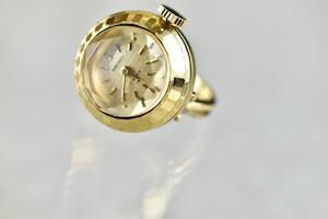 【ビンテージ時計】1978年3月製造 セイコー指輪時計 日本製 当時の定番モデルになります