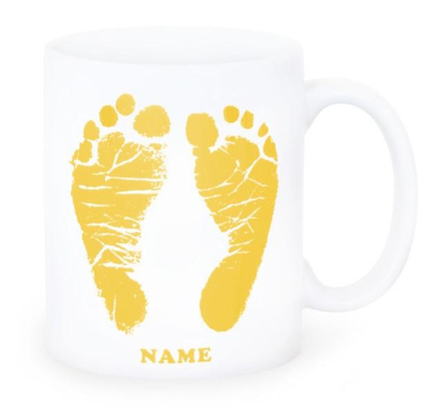 ai mug-white   B-type (YELLOW)