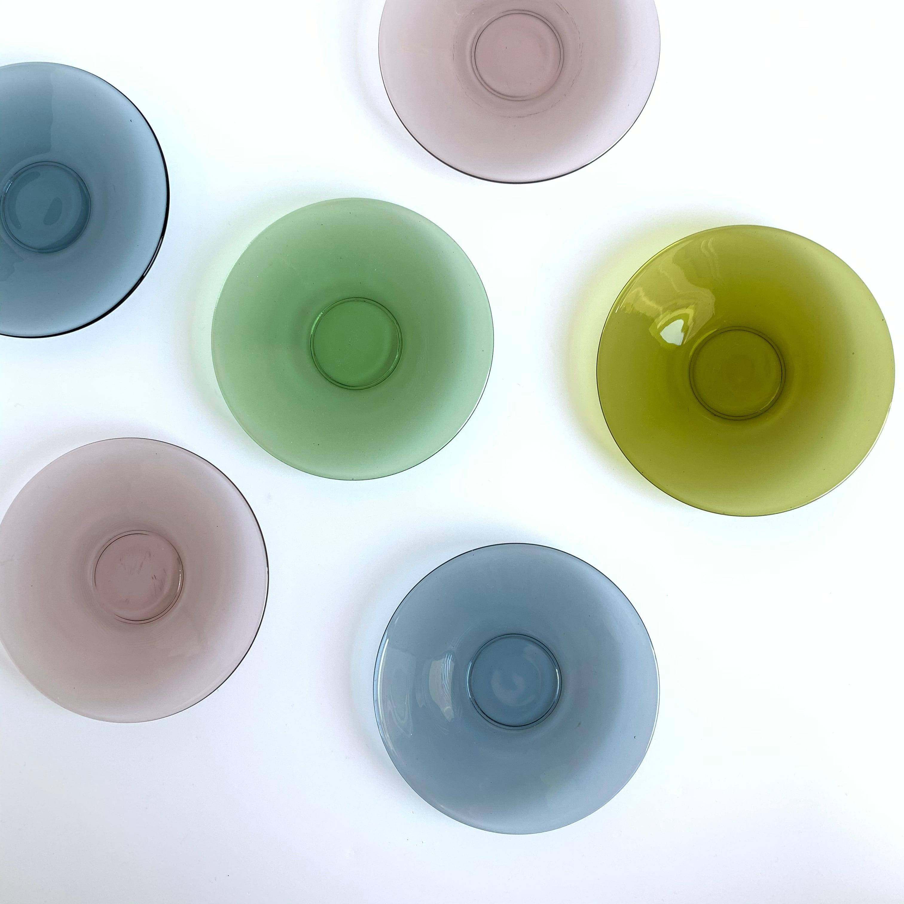 Nuutajärvi / Glass Plate【Set】