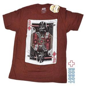 スター・ウォーズ Tシャツ トランプ柄 ダース・ベイダー
