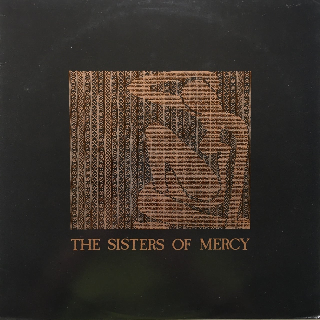 【12inch・仏盤】The Sisters Of Mercy / Alice