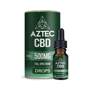 AZTEC フルスペクトラム CBDオイル 5%