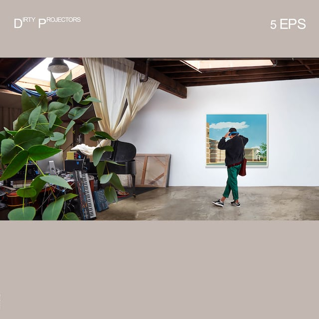 Dirty Projectors / 5EPs(Ltd Clear 2LP)