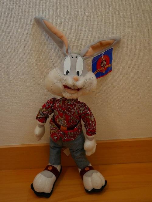 LOONY TUNES Bugs Bunny ルーニー・テューンズ バッグス・バニー ぬいぐるみ アメリカンビンテージ