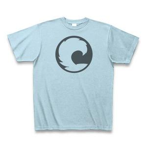 芝田荘ロゴTシャツ(ライトブルー)