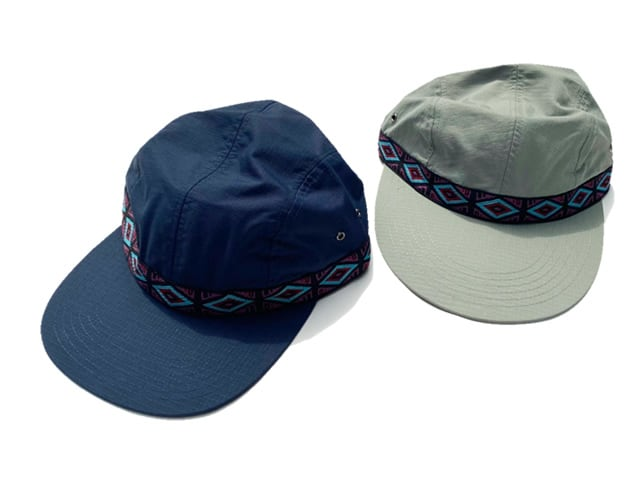 ONLY NY Rip-Stop 4-Panel Long Bill Hat