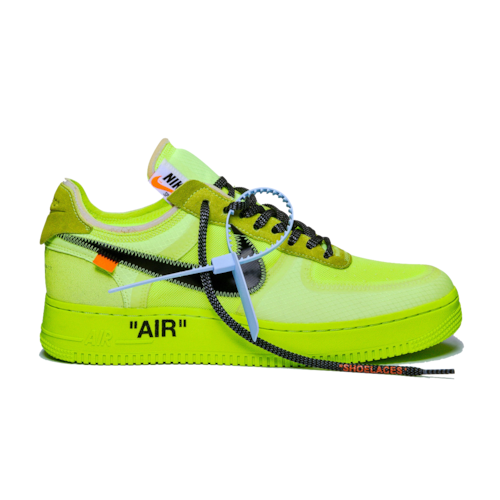 """NIKE / AIR FORCE 1 LOW """"THE TEN"""" """"OFF-WHITE/VIRGIL ABLOH"""" """"LIMITED EDITION for NIKELAB"""""""