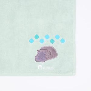 刺繍ハンドタオル ミニカバ