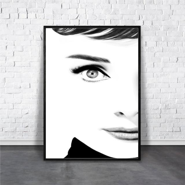 Audrey Hepburn / 【アートポスター専門店 Aroma of Paris】[AP-000299]