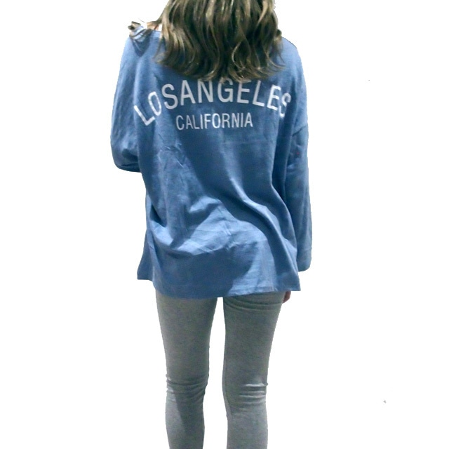 【RE-ARRIVAL】Los Angeles L/S Tee