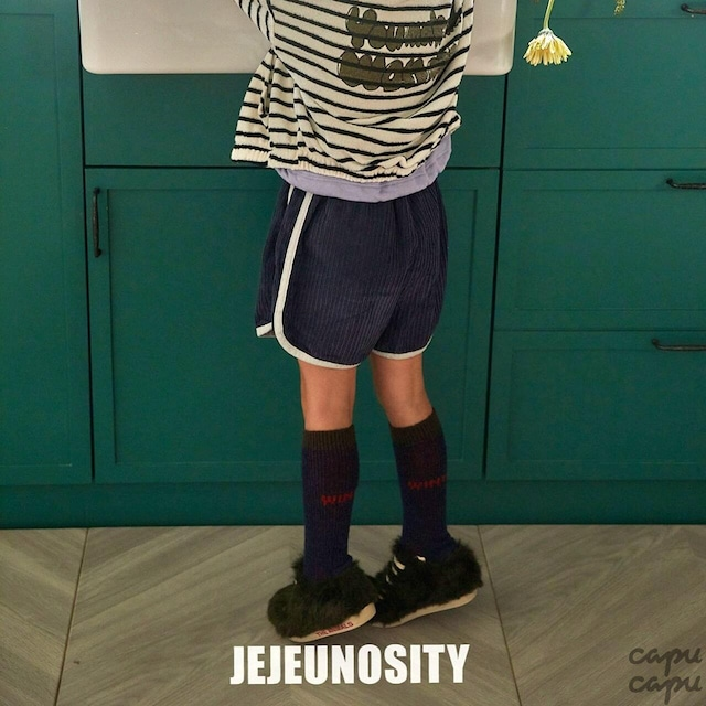«sold out»«ジュニアサイズあり» jejeunosity cliff pants 2colors クリフパンツ