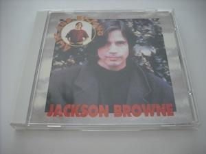 【CD】JACKSON BROWNE / ALIVE AND KICKING