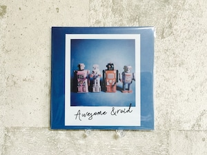 awesome &roid / 1st E.P.