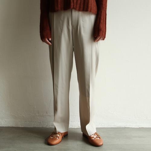 JOICEADDED【 womens 】deep tuck trousers
