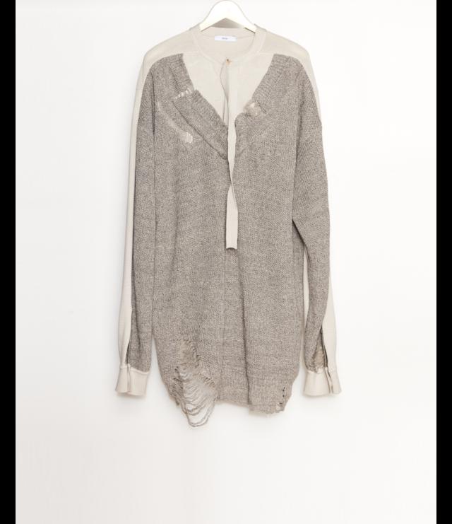 Fake Sweater / Grey