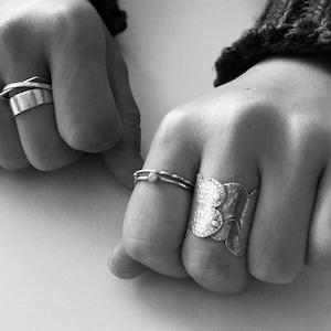 あはれ ring  / silver950