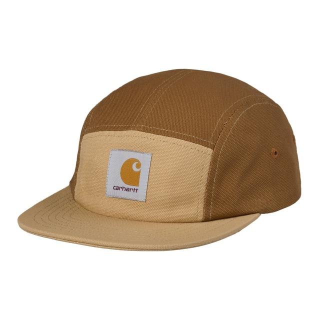 Carhartt TONARE CAP - Dusty H Brown / Hamilton Brown