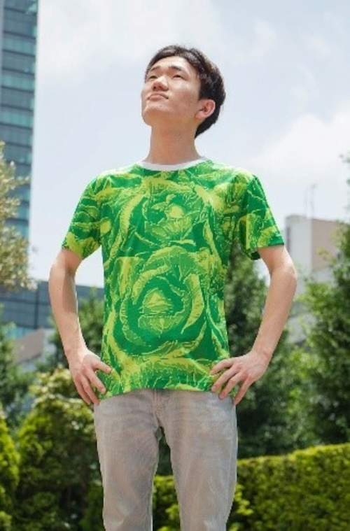 【嬬恋高原キャベツマラソン公式グッズ】オリジナルTシャツ2019