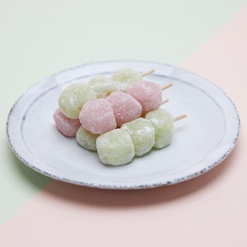 フルーツきびだんご30串入り(白桃・マスカット)