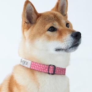 COLLAR CONPEITO【CHERRY】犬用首輪