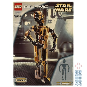 LEGO レゴ テクニック スター・ウォーズ 8007 C-3PO 未開封