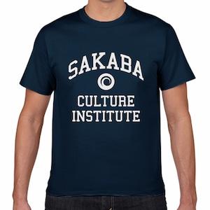 酒場文化研究所メンバーTシャツ(紺)